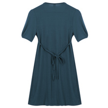 Comfortable Cotton Maternity and Breastfeeding Dress or Long Top