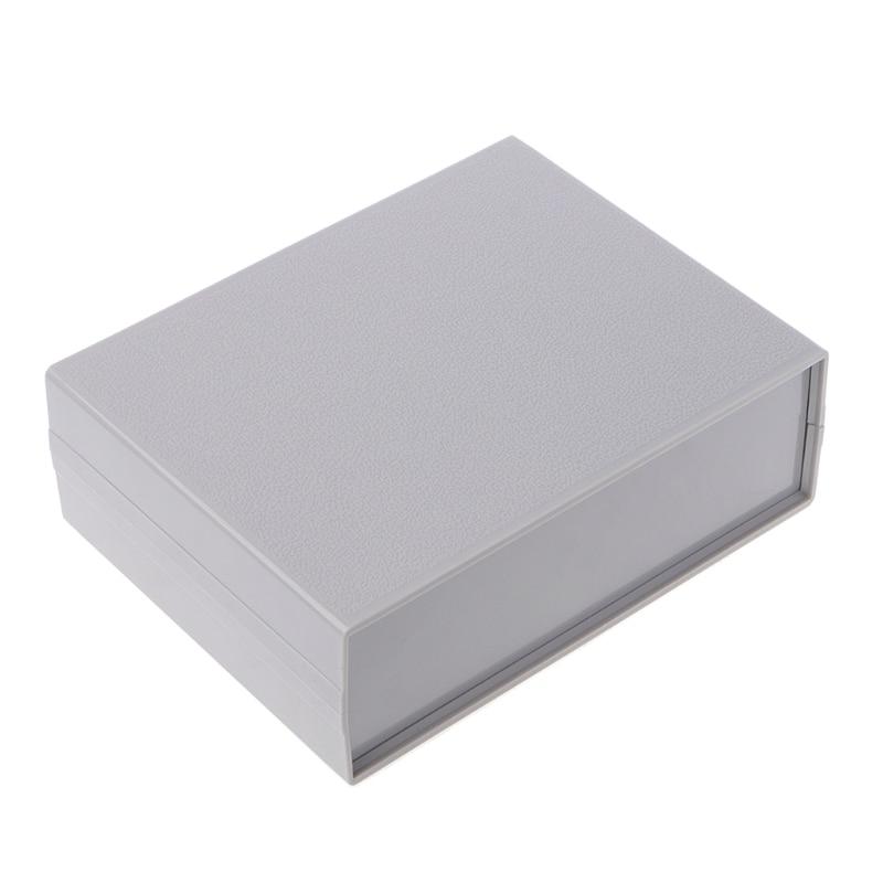 1PCS Plastic Electronic Project Box Enclosure Instrument Shell Case DIY 130x170x55MM Project Holder1PCS Plastic Electronic Project Box Enclosure Instrument Shell Case DIY 130x170x55MM Project Holder