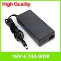 19V 4.74A 90W AC адаптер питания для ноутбука Toshiba Satellite L585 L586 L587 L650 655 L750 L755 L850 L855 L900 L950 зарядное устройство