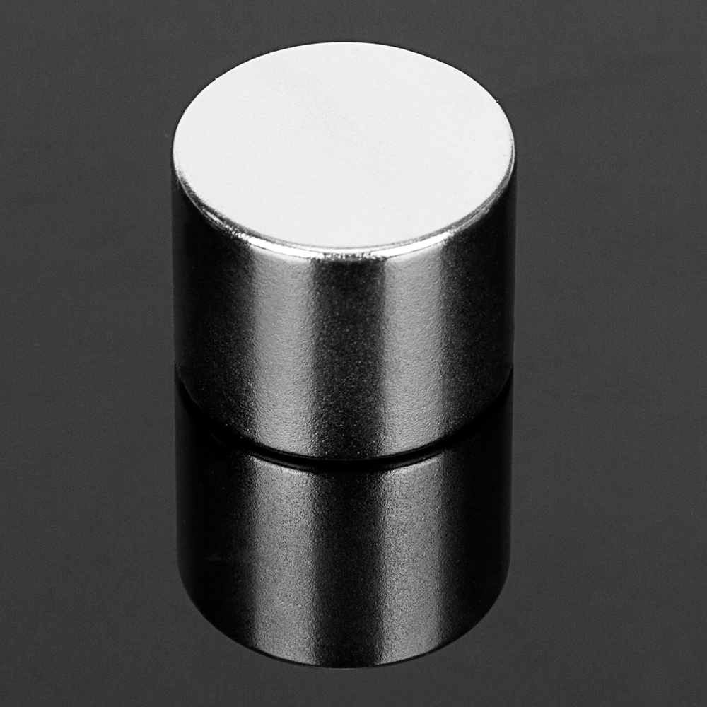 1Pc 25x20mm Neodymium Magnet N52 Rare Earth Super Strong Round Cylinder Permanent Magnetic NdFeB Magnets 25mm*20mm
