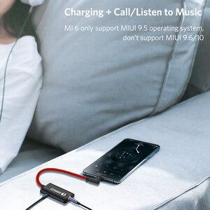 Image 5 - Кабель адаптер для наушников Type C 3,5 мм usb 3,1 Type C USB C штекер 3,5 AUX аудио разъем для Xiaomi 6 Mi6 Letv 2 pro 2 max2