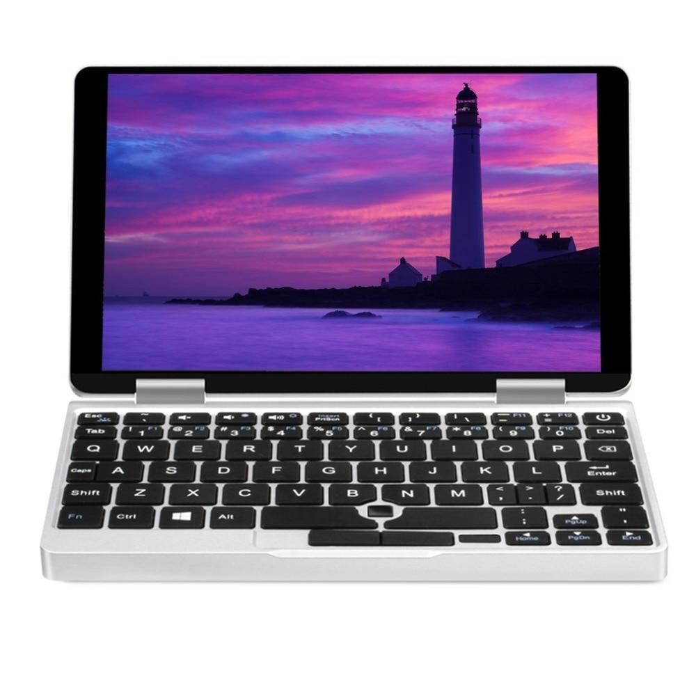 OneMix-2 Pocket Notebook 7 Inch Mini Pocket Laptop notebook FOR Windows 10.1 System CPU M3 7Y30/m3-8100y RAM 8GB + ROM 256GB