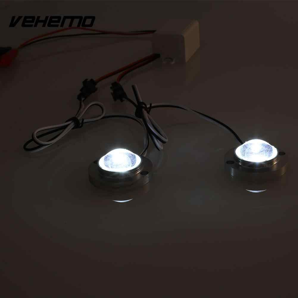 Vehemo светодиодный стробоскоп + дневные ходовые огни лампа, аварийная лампа свет