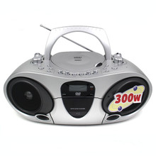 CD recorders VCD/ DVD / cd/MP3/ CD-R/CD-RW player, mp3 / Speaker / Radio / Tape Drive Stereo Recording / playback U disk SD card
