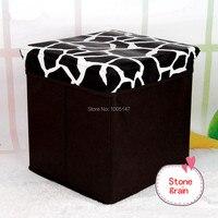теплый дом утолщенной имитация основания головного мозга для хранения SD стул