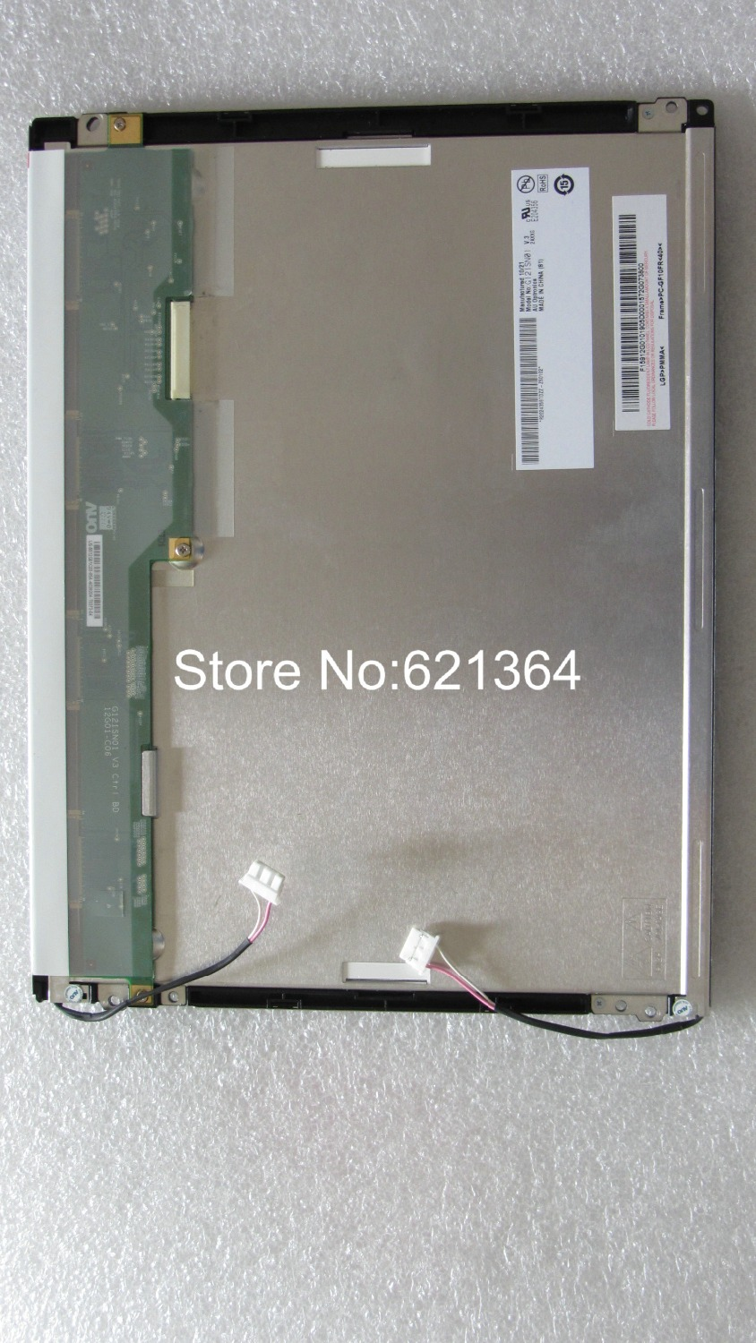 best price and quality  G121SN01  V.3   industrial LCD Displaybest price and quality  G121SN01  V.3   industrial LCD Display
