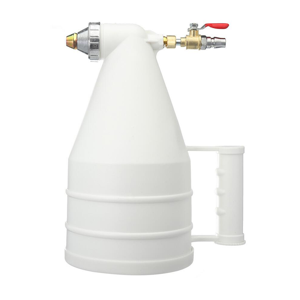 3000CC Cement Mortar Spray Gun Hopper Coating External Wall Concrete Sprayer in Power Tool Accessories from Tools