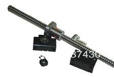 ФОТО RM2005 L600mm screw+1pcs SFU2005 single ballnut+end machined+ 1set BK/BF15 end support bearing