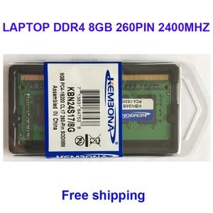 Image 2 - Kembona Memory RAM LAPTOP DDR4 8GB 2400MHZ 2666MHZ 8G for Notebook SODIMM RAM MODULE 260PIN