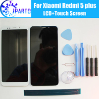 For Xiaomi Redmi 5 Plus LCD Display Touch Screen Digitizer Assembly Replacement 100 Tested LCD Screen