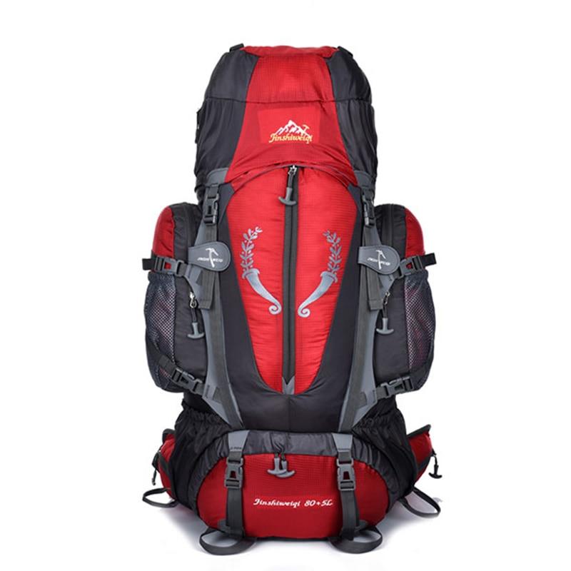 Mochila GRANDE 85L al aire libre viaje multiusos escalada mochilas senderismo gran capacidad mochilas camping deportes bolsas - 6