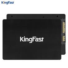 """F6pro Kingfast Yüksek kalite metal 2.5 """"dahili 120 GB SSD/HDD sabit disk SATAIII 6 Gb/s Katı Hal laptop & masaüstü için sürücü Disk"""