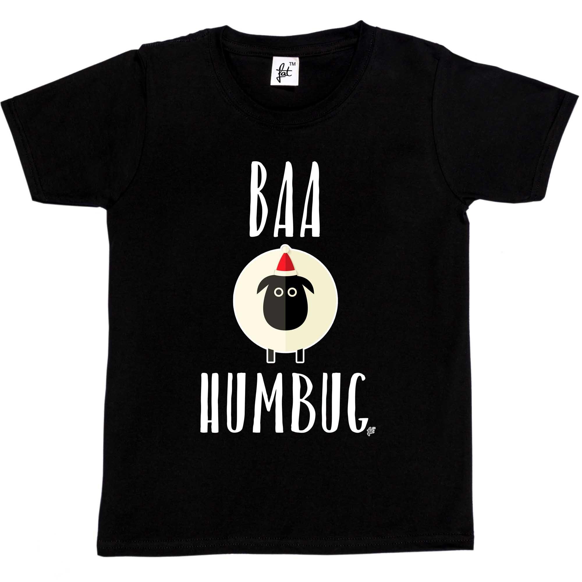 Для мужчин модная футболка бе вздор белый овец Бах Вздор анти Рождество футболка для мальчиков