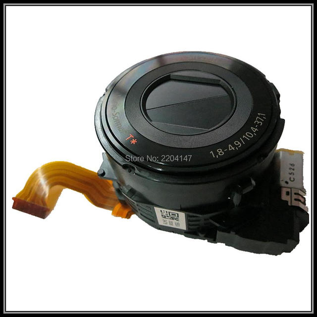 100% Original  for SONY RX100 lens zoom Cyber-shot DSC-RX100 DSC-RX100II RX100 RX100II M2 LENS Camera parts free shipping