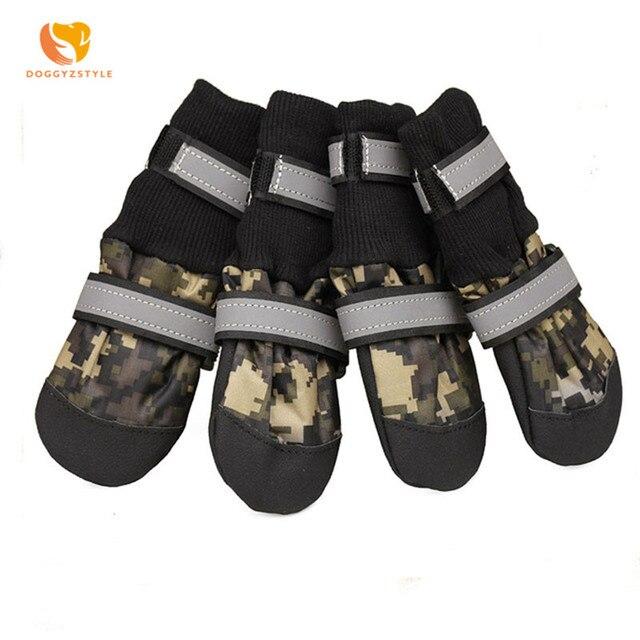 Medio perro grande y zapatos casuales transpirable medio tubo Zapatos de deporte, zapatos Pet Primavera Verano Otoño Invierno calzado DOGGYZSTYLE S-XXL