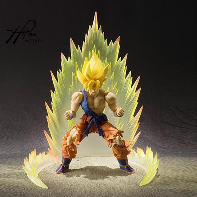 dragon ball z action figure super saiyan son gokou dragonball z goku
