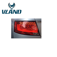 VLAND Factory For Auto Taillamp For A6 LED Taillight For 2005 2008 For A6L Tail Light With Rever+DRL+Brake Lamp+Plug And Play