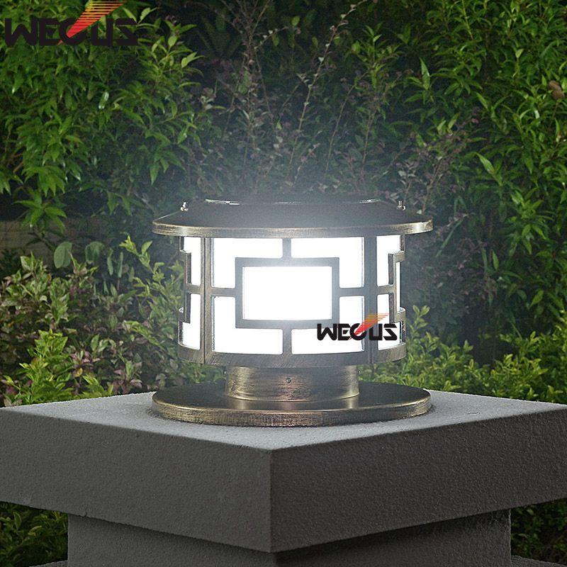 solar pillar lights 04