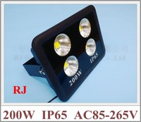 flood light 200W new style with cup shape reflector LED flood light floodlight 200W (4*50W) AC85 265V 16000lm aluminum CE