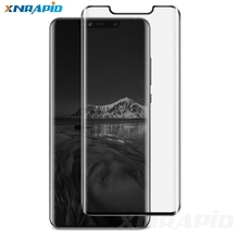 1PCS  For huawei mate 20 Pro Tempered Glass 3D Curved Edge Screen Protector Huawei Mate 9H Protective Film