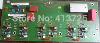 Inverter 315/400 kw rectifier board/thyristor trigger board 6SE7038-6GL84-1HJ1 30 kw inverter power driven plate placed board ypct31521 1a and etc617143