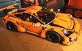 LEPIN 20001 serie técnica 911 GT3 RS Modelo Kits de Construcción de mini Juguetes de los Ladrillos Bloques Compatible Con 42056