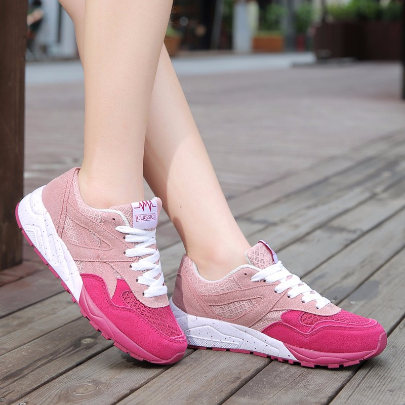 Autumn Running shoes for women sneakers Athletic walking shoes breathable outdoor sport shoes woman zapatillas deportivas mujer 20