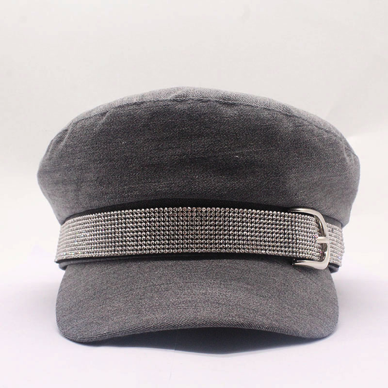 2019 hot spring winter fashion women 39 s cotton hat British style warm retro newsboy caps military octagonal cap female visor caps in Women 39 s Newsboy Caps from Apparel Accessories