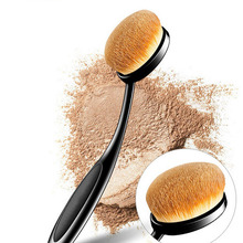 new makeup Brushes 1PCS Cosmetics Powder Toothbrush Foundation Cream Brush Single Synthetic Hair