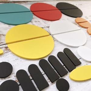Image 4 - Juguetes tangram rompecabezas de animales 3d juguetes de madera para niños juegos creativos rompecabezas de Aprendizaje Temprano juguetes educativos