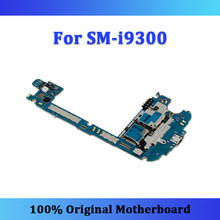 S3 Moederbord Unlocked Voor Samsung Galaxy S3 I9300 Moederbord Met Chips Getest Moederbord I9300 Logic Board Android Os Panel(China)