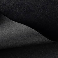Pure black light absorbing cloth photography black flocking cloth Taobao live photography background cloth photographyCD15