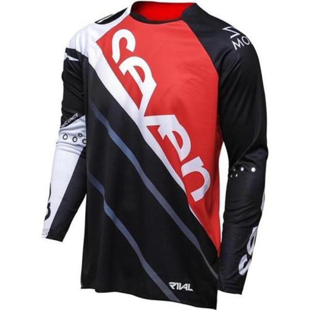 87c93bafa Seven Quick dry Downhill MTB Jersey Bike Motorcycle Latest design Shirt  Clothes for Men bike TShirt