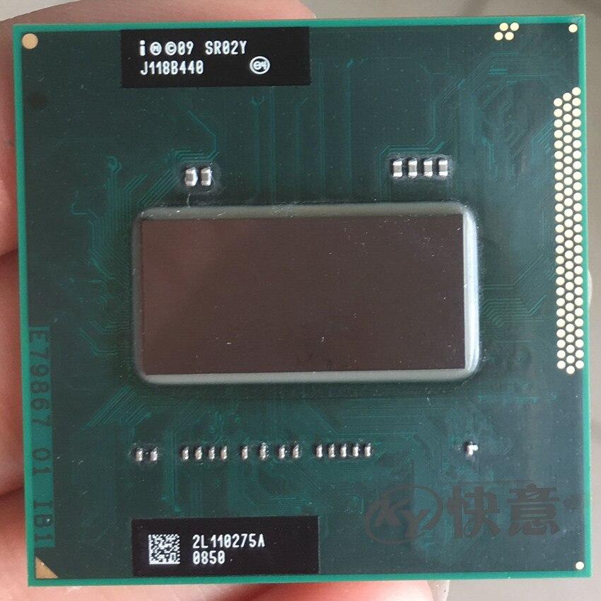 Original Intel Official Version Of The Original PGA I7 2630QM I7-2630QM 2.0-2.9G/6M SR02Y CPU FCPGA988