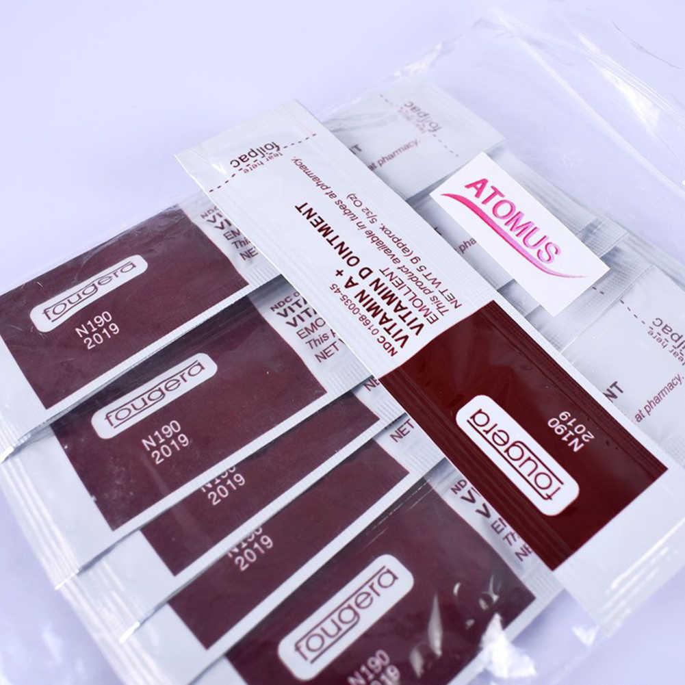 1 unidad de Gel de reparación de crema para después del tatuaje, suministros de tatuaje de ceja, ungüento de vitamina, cuidado permanente de la piel, venta al por mayor