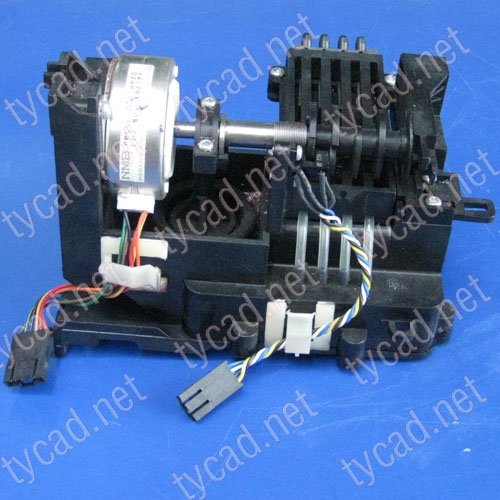 C4705-60109 Primer assembly for HP DesignJet 650C 700 750C 755CM used used pen carriage assembly for designjet 700 750 755 c4705 69113 c4705 60113 c4708 69113 plotter parts page 7