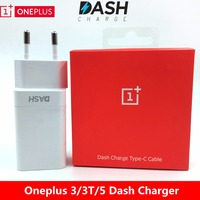 Original ONEPLUS 5 Dash Charger For one plus 5/3T/3 ,5V/4A EU Liteon G8 Usb Wall Dash Charge Charger For oneplus Five Three