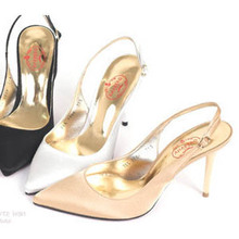 brief fashion pointed toe shoes elegant young girl shoes single shoes high heeled font b women