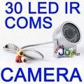 Оптовая продажа 30 светодиодный ИК День Ночь CMOS цветная камера видеонаблюдения - фото