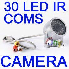Wholesale 30 LED IR Day Night CMOS Color Video CCTV Surveillance Camera