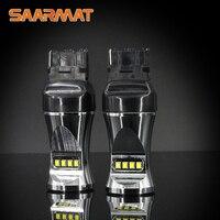 2x Canbus 1156 BA15S P21W T20 7440 W21W T15 W16W With Philips Chips White LED Car