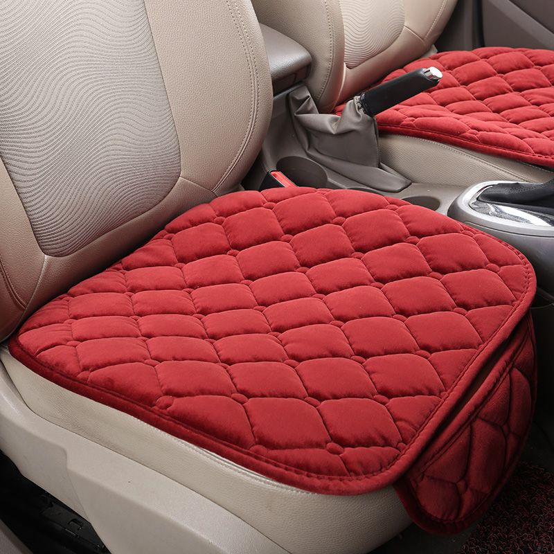 New Universal Velvet Car Seat Cushions For Audi A1 A3 A4