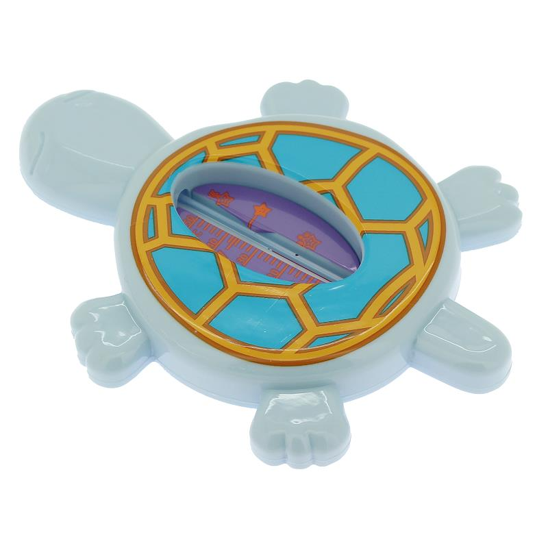 1Pcs Bath Water Thermometer For Baby Newborns A Child Safety Cartoon Turtle Bathing Shower Thermometer Random Colors