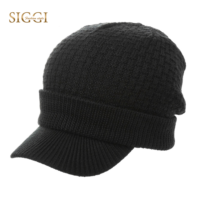 Men Winter Beanies Ks