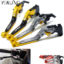 Motorcycle Accessories CNC Brake Clutch Levers For YAMAHA T MAX 530 TMAX 2008-2017 500 2010 2011 2012