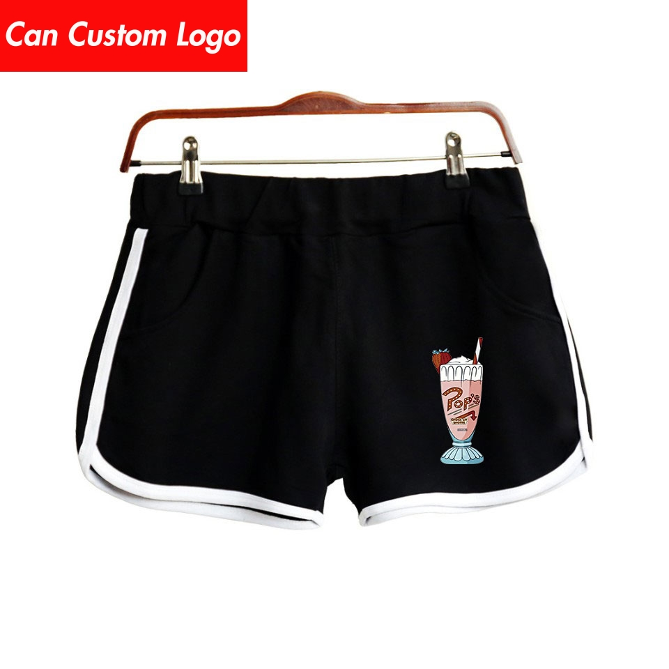 Riverdale Print Popular Hip Hop Summer Shorts Fashion Hipster Shorts Casual Street Hipster Basic Summer Riverdale Shorts Moletom