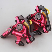 Promo offer MTB Road Line Pulling Hydraulic Disc Brake Calipers Front & Rear