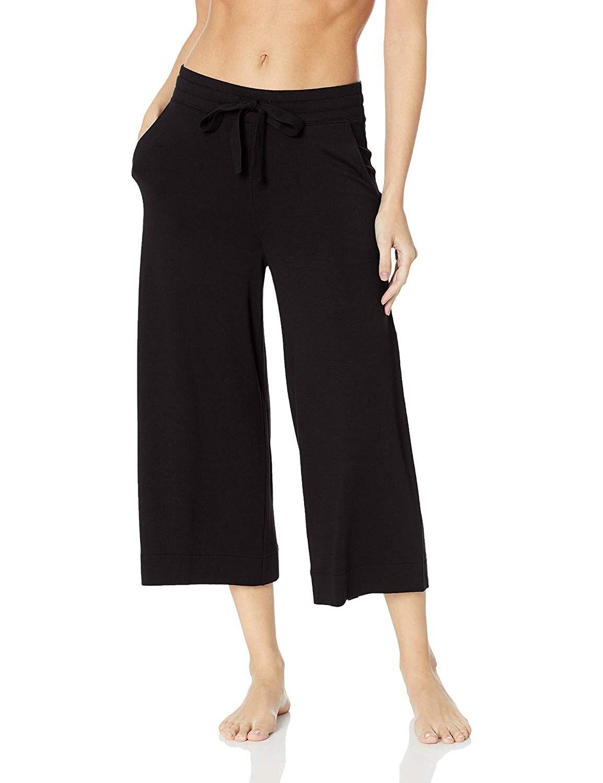 Femmes Pantalons 24 Supersoft Pantalon Standard Vêtements Pièces De Serviette Survêtement Française Recadrée Salon éponge rwAqrCv