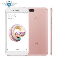 Chinese ROM Xiaomi Mi 5X Mi5 X 5.5'' Snapdragon 625 Quad Core Smartphone LTE FDD 4G 64GB Fingerprint ID Dual 12MP Back Camera