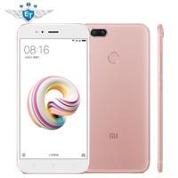 Original Xiaomi Mi 5X Mi5 X 5.5'' Snapdragon 625 Quad Core Smartphone 4G FDD 64GB 12MP Fingerprint ID Dual Back Camera